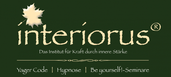 interiorus – Yager-Code | Hypnose | Be-Yourself! Seminare, Braunschweig